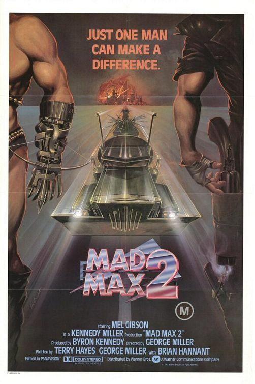 Mad Max 2: The Road Warrior/ Mad Max 2, el guerrero de la carretera. DIR. George Miller ☆☆☆