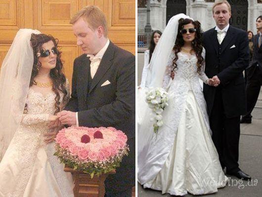 Юдашкина и Максаков проводят медовый месяц в Америке