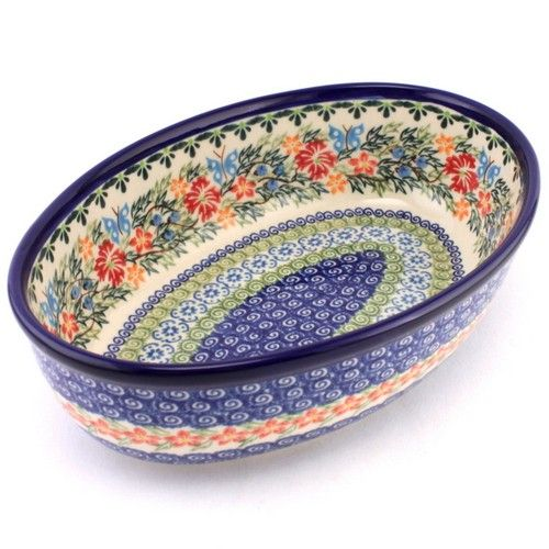All types of baking dishes rectangular oval and pie dishes in the polish pottery style.  sc 1 st  Pinterest & 184 best Polish pottery | Bakeware images on Pinterest | Polish ...
