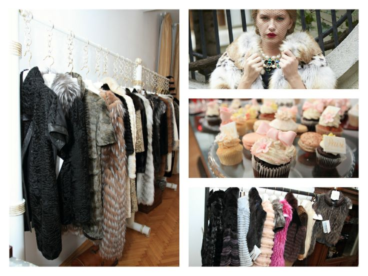Sweets, furs and beauty, Londra 45. Paisi Atelier <3