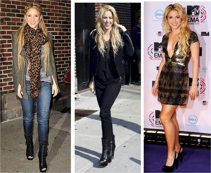 Cool Kova Kadını - Shakira