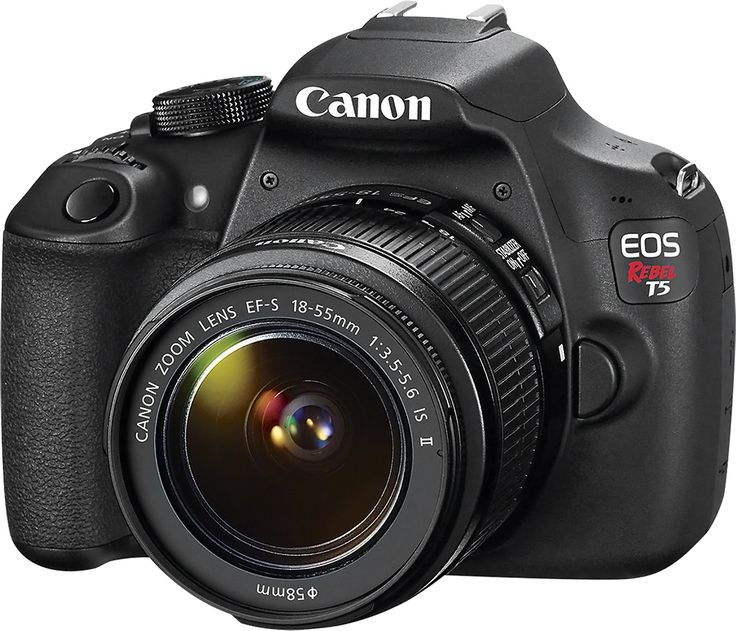 Cannon EOS Rebel T5 - I absolutely LOVE my new camera... I cant wait to take beautiful pics of my family!