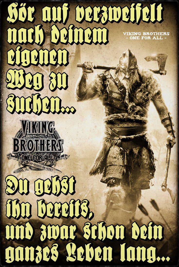 Vikings SprГјche