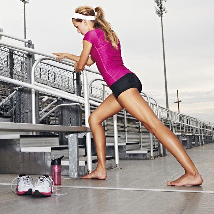 8-Minute Lean Legs Workout | Leg work, Lean leg workouts ...