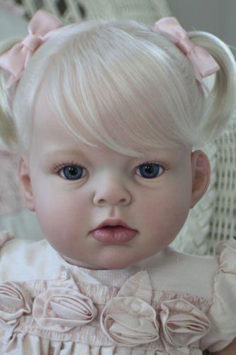 LISA'S STORKS NEST**Reborn Toddler Arianna by *Lisa Holm