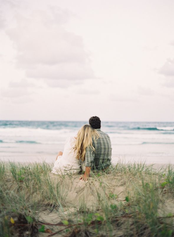 Sophie and Nick. A Byron Bay engagement. - fine art wedding photography, byron bay, brisbane