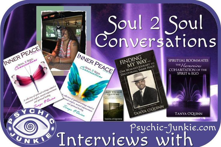 Interview with Psychic Tanya | Soul 2 Soul Conversations