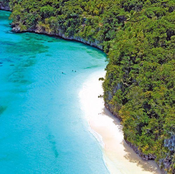 Voyage Nouvelle Caledonie - Escale Séjour Lifou Ile Loyauté - Paysage de Lifou ...