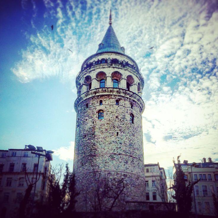 Galata tower ✌️