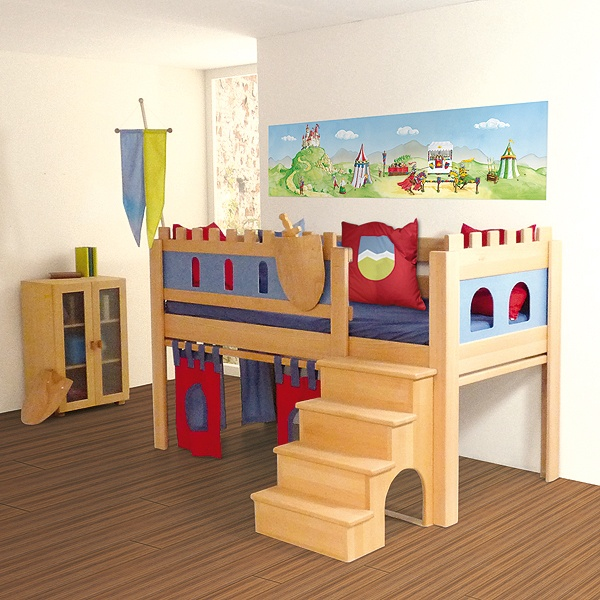 kinderzimmer 2 kindern. Black Bedroom Furniture Sets. Home Design Ideas