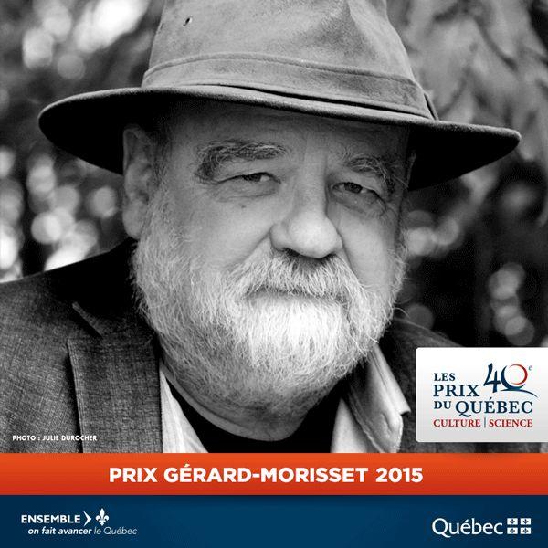 Le prix Gérard-Morisset est remis chaque année à une personne pour l'ensemble d'une carrière consacrée au patrimoine culturel. Les activités reconnues aux fins de ce prix sont la recherche, la création, la formation, la gestion, la conservation et la diffusion. Vous connaissez une personne dont la carrière est exceptionnelle et qui mérite de recevoir ce prix? Soumettez sa candidature jusqu'au 3 avril. #PrixduQuébec #PatrimoineQc #GérardMorisset