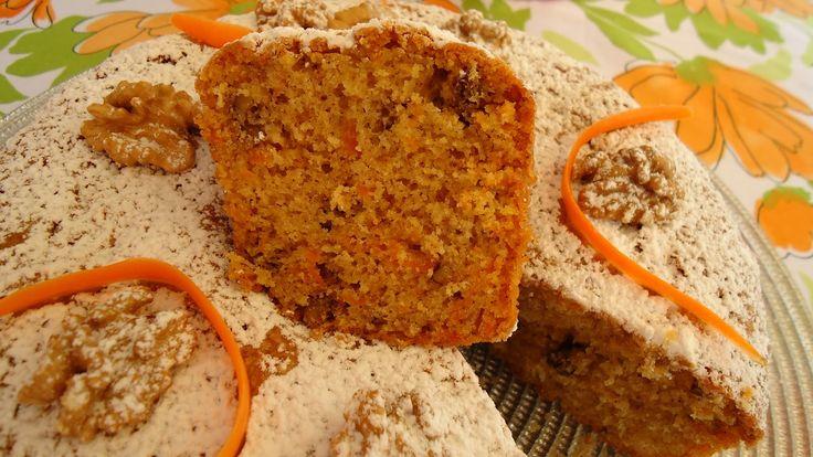 havuçlu kek tarifi oktay usta | Mozaik Pasta