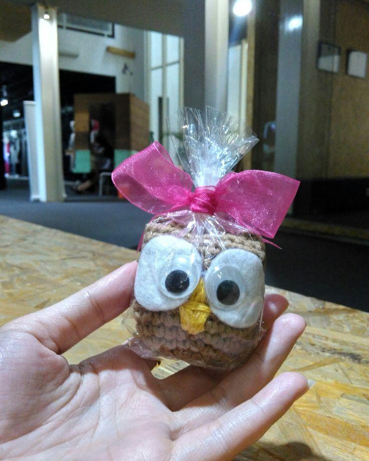 Owl crochet