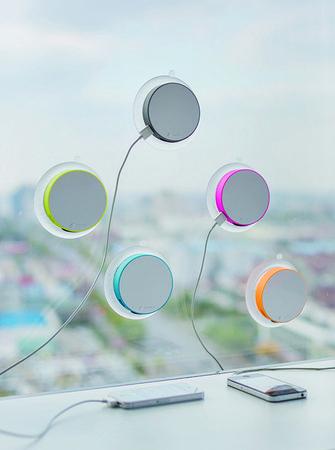 Cargador solar ventana Port, un regalo con el que sorprenderás de la mejor manera posible.