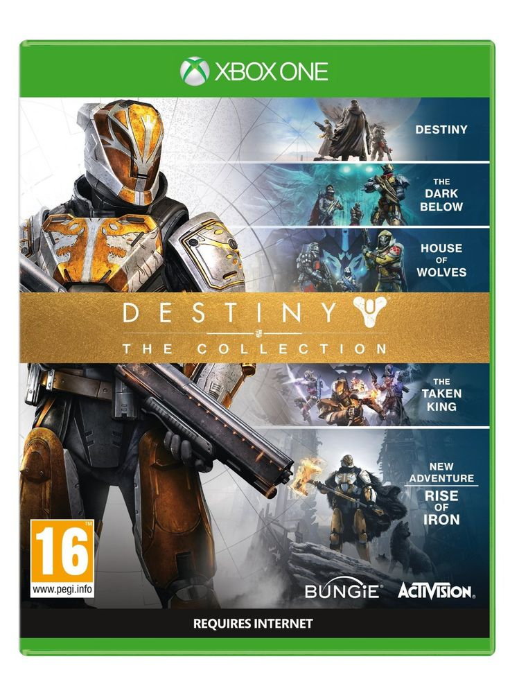 Destiny: The Collection (Xbox One): Amazon.co.uk: PC & Video Games