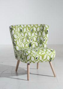 Sessel Blätter Retro