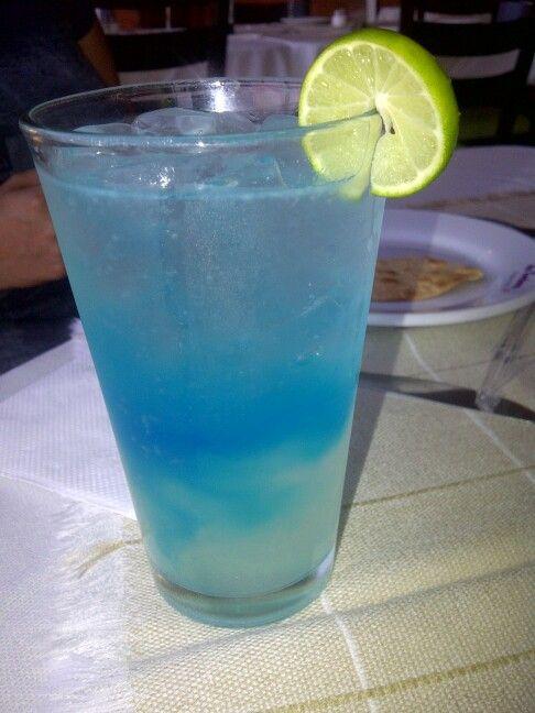 Limonada electrica... muy refrescante