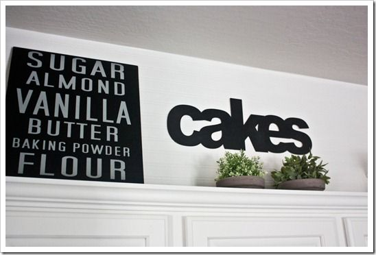 I may put my prints above my cabinets instead of on the dining room wall. #kitchen