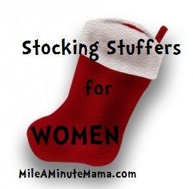 Stocking Stuffers For Women Gift Ideas Pinterest