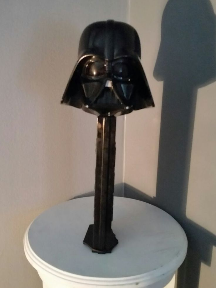 Darth Vader Star Wars Giant Pez Candy Roll Dispenser . Works great! 2012.  | Collectibles, Pez, Keychains, Promo Glasses, Pez | eBay!