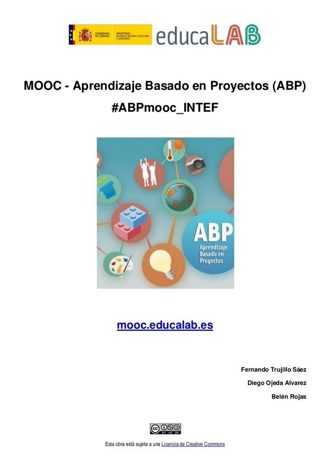 Dossier sobre Aprendizaje basado en proyectos del curso MOOC del INTEF #ABPmooc_INTEF vía @xpascual
