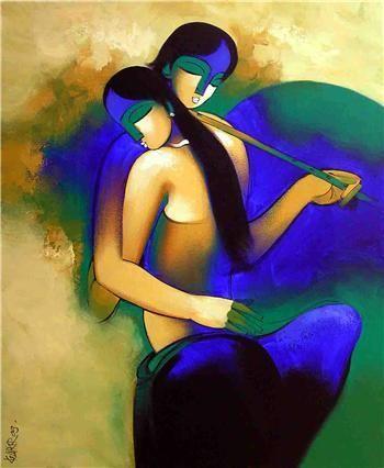 Artodyssey: Arvind Kolapkar #painting #Art pls visit us > www.facebook.com/skalapeter7 ♡