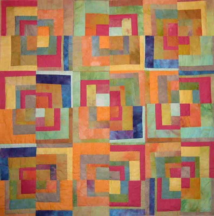 77 best hand dyed fabric quilt images on Pinterest | Modern ... : cotton fabric quilting - Adamdwight.com