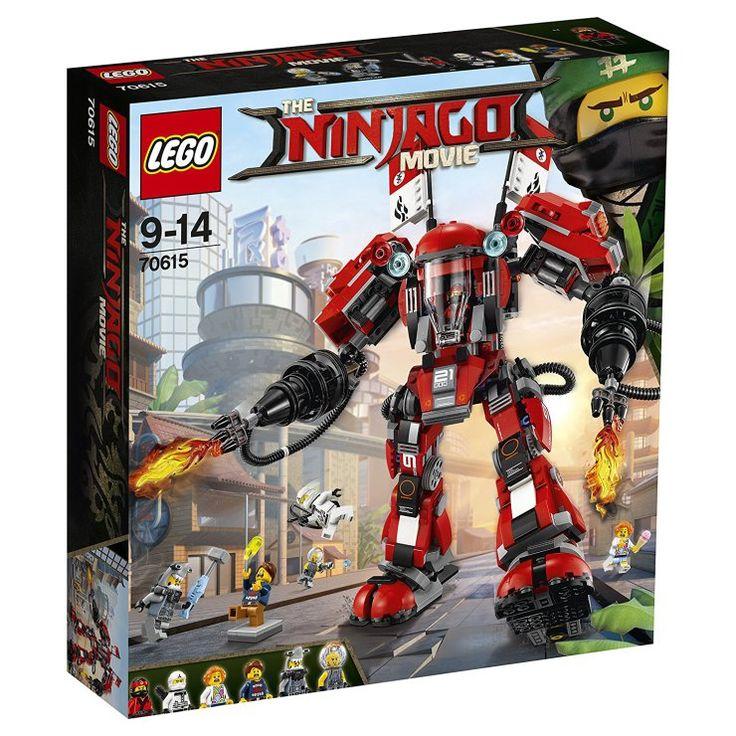Scrapping para dos - LEGO Ninjago Movie - Los Nuevos Sets de la Película - Scrapping para dos