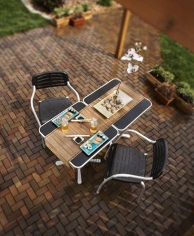 Best Patio Pavers - Bob Vila.                      --like the outdoor furniture