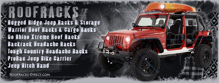 Roof racks direct offer a wide variety of roof racks from jeep to truck racks, headache racks and cargo racks from trusted and well-known brands visit http://roofracks-direct.com