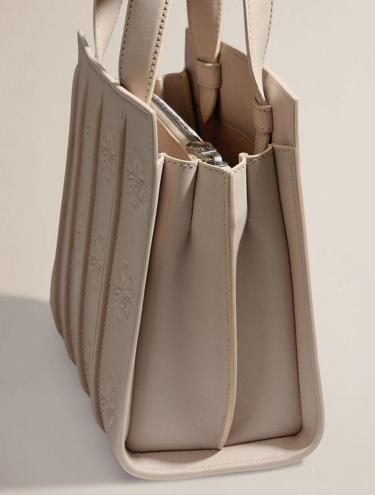"Whitney Bag, beige - ""WHIT5XS"" Max Mara"