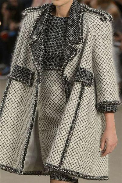 Photos des détails du défilé Chanel Haute Couture automne-hiver 2015-2016 - L'Express Styles
