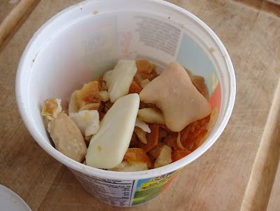 We Like Making Our Own Stuff: It's Not Weird to Have a Tub of Leftover Soap Scraps {Recyled Soap Scrap Bars Recipe}