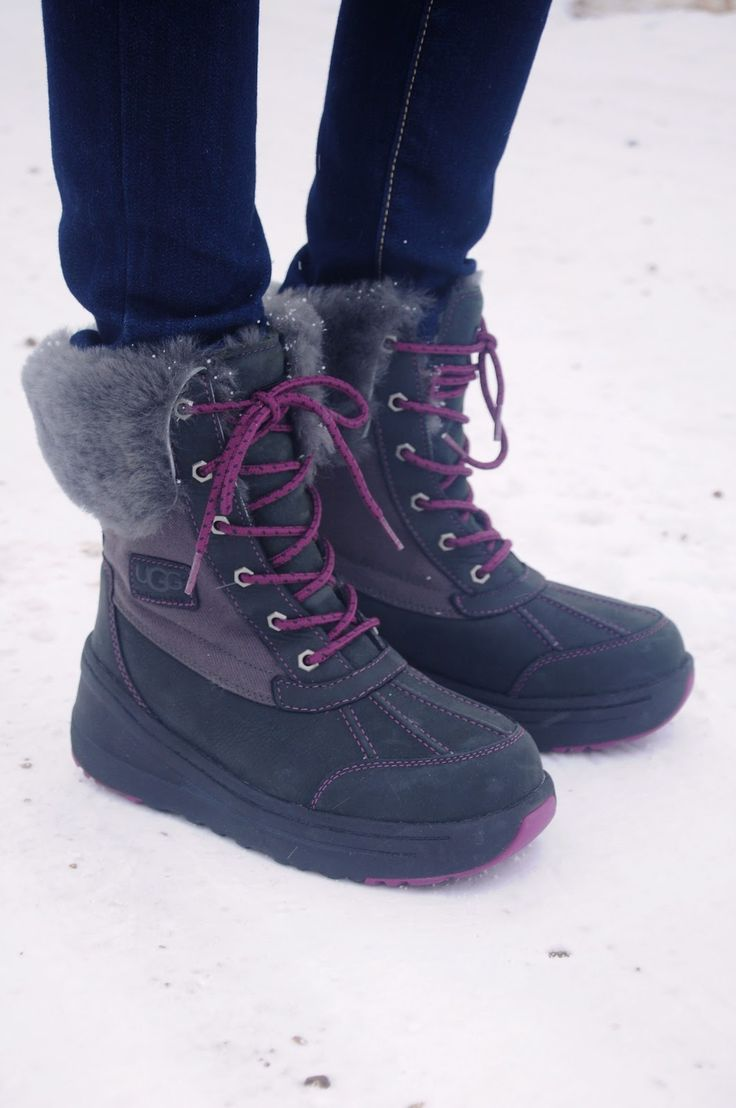 Ugg Snow Boots Style Shoes Pinterest Snow Boots And