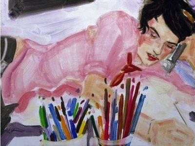Elizabeth Peyton House of Honey Color Bar|Pink