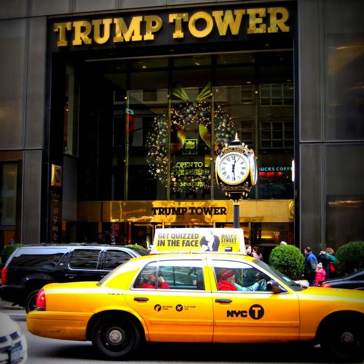 Trump tower... super lusso!