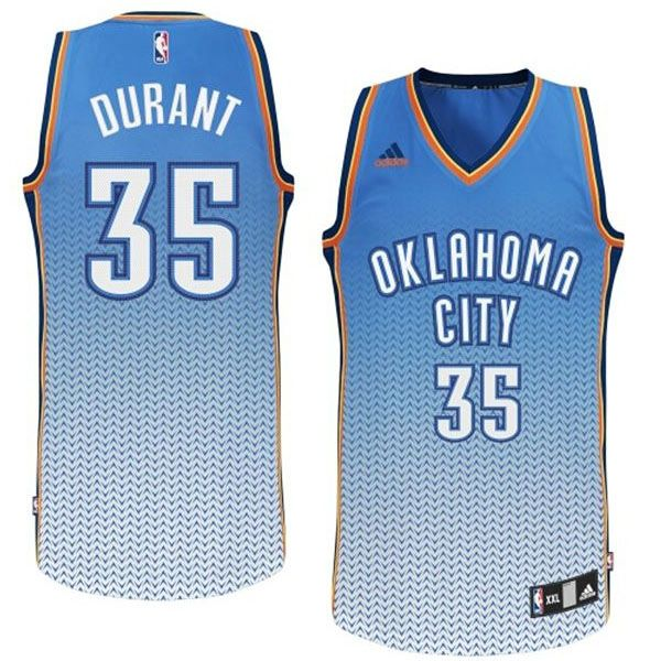8c871234f ... Buy Kevin Durant Oklahoma City Thunder New Resonate Fashion Swingman  Jersey For Sale from Reliable Kevin ...