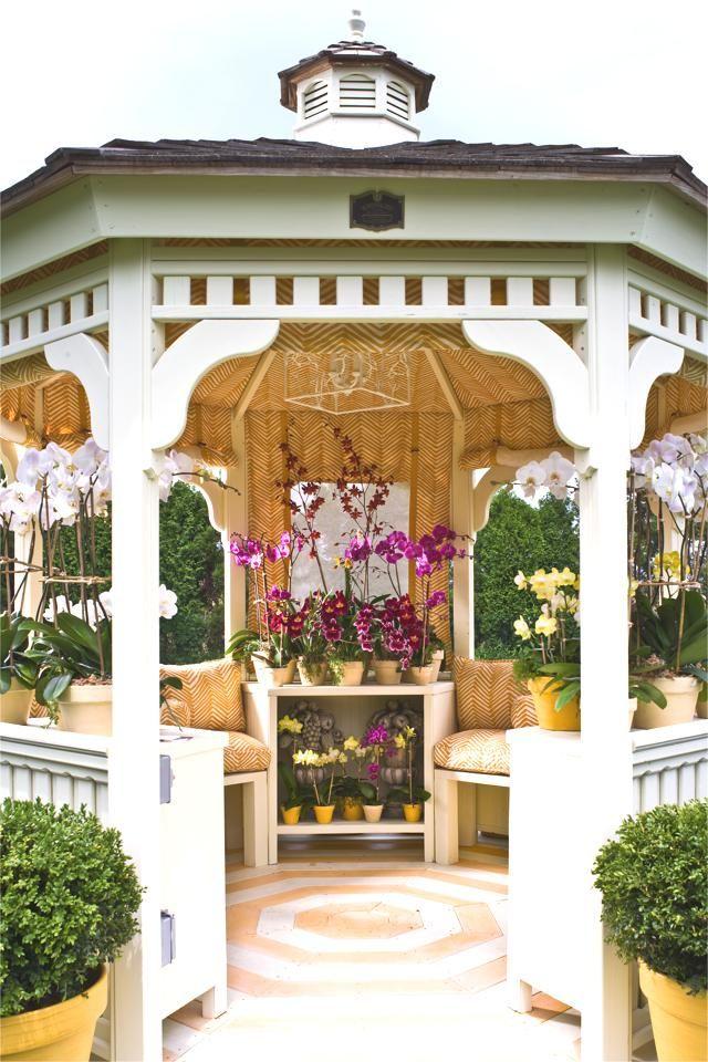 Gazebo Details Hamptons Designer Showhouse 2009
