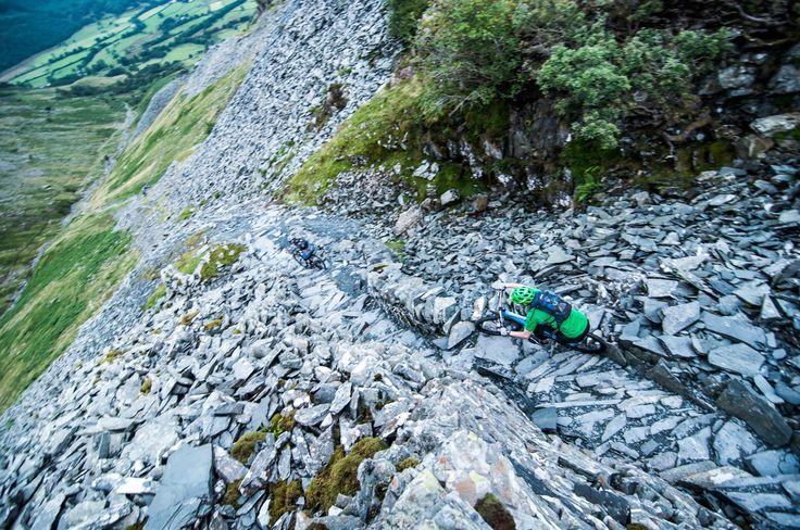 Did someone say steep?