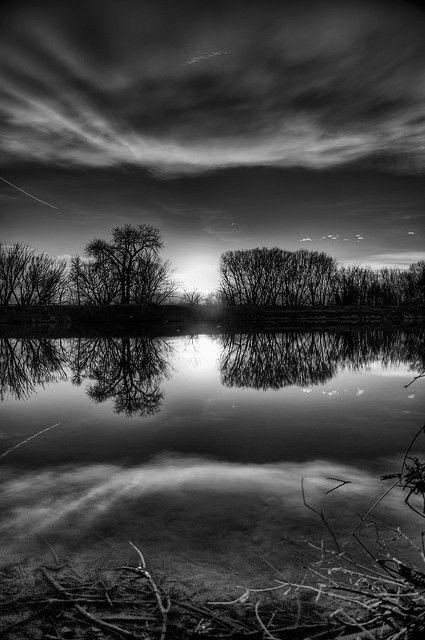 Black and White Ponds, Colorado, US