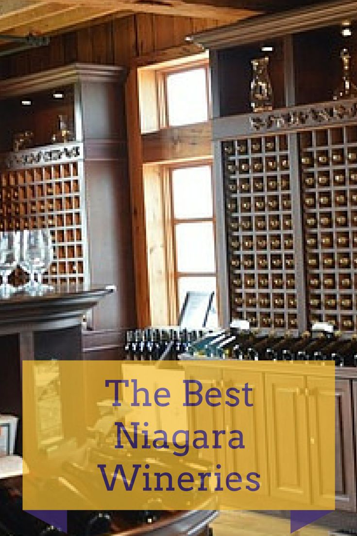 Did you know that Canada has wine - incredible wine? It does! And when you #travel to the Niagara region, you'll find a host of beautiful (and delicious) wineries to discover.
