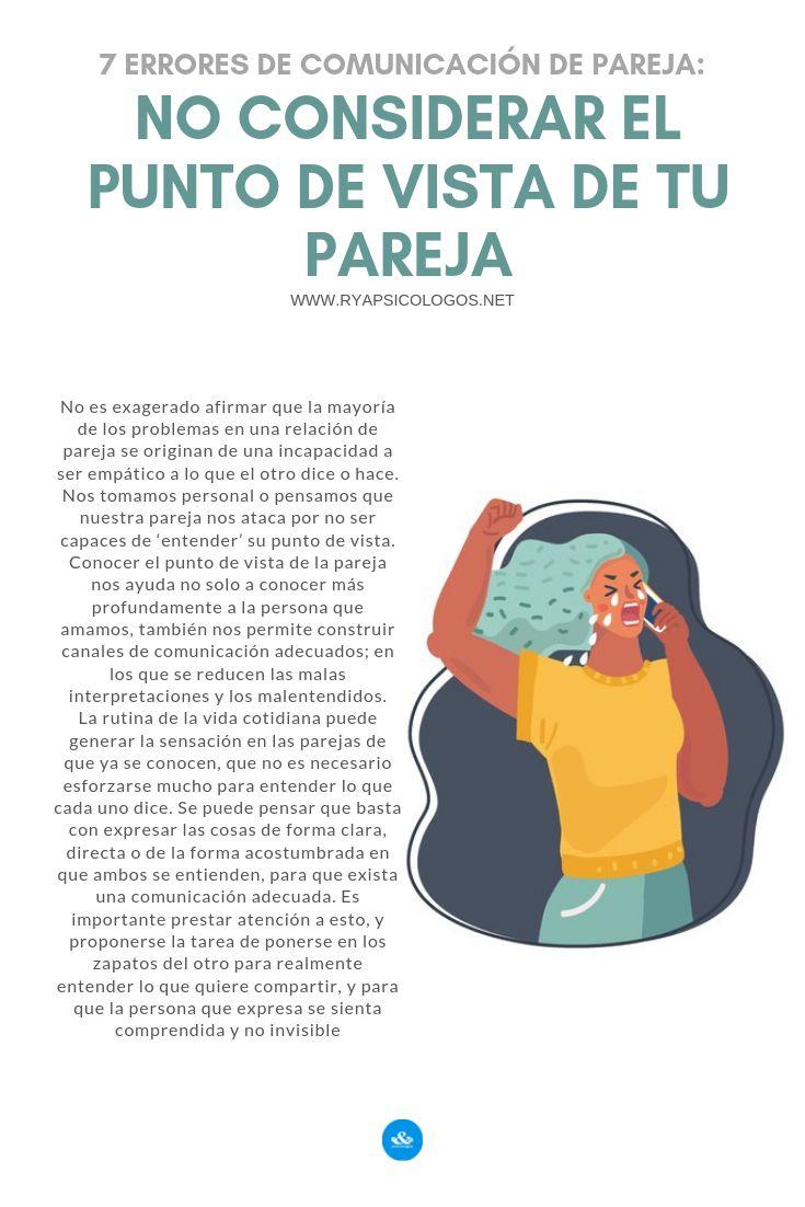 Errores de la comunicación de pareja:  #pareja #relaciones #comunicación #psicología Psychology Love, Spanish Language Learning, Life Savers, Couple Goals, Wise Words, Coaching, Wisdom, Relationship, Mood