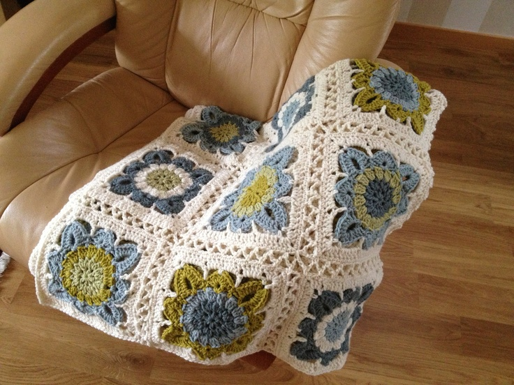 Grannys blanket