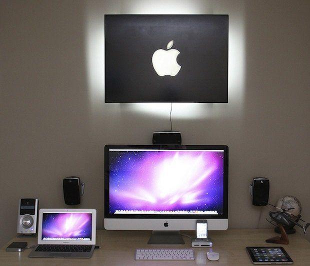 Apple schreibtisch bauen  Tafel Schreiben Clipart | afdecker.com