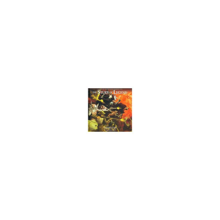 Stuff of Legend Omnibus 1 (Hardcover) (Mike Raicht & Brian Smith & Iii Charles Paul Wilson)