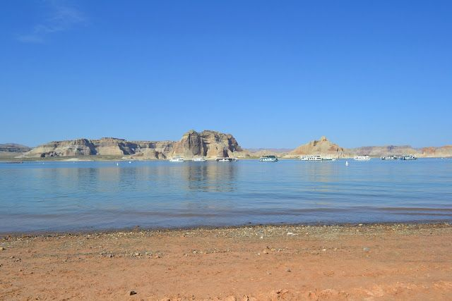 Озеро Пауэлл, Аризона