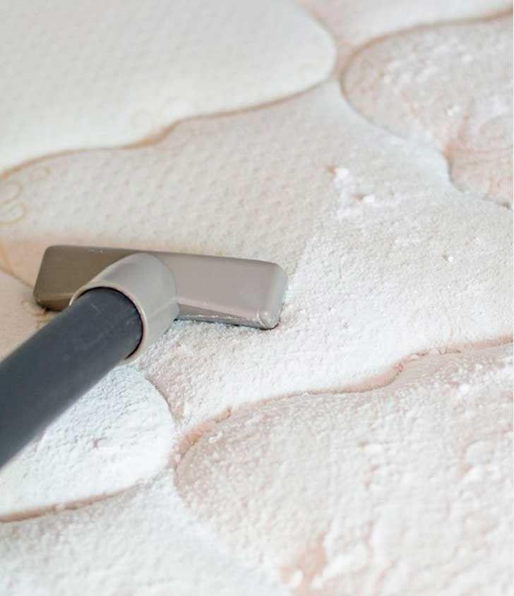 Cómo limpiar y desinfectar tu colchón.