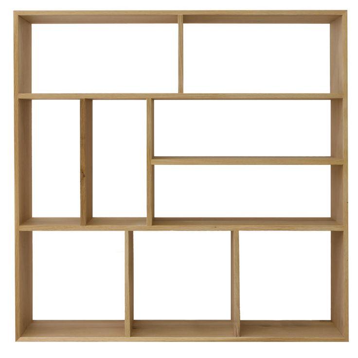 Loft Modular Bookcase (Oak) R4995