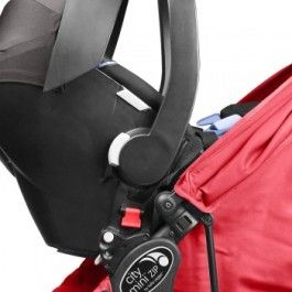 <p>The City Mini ZIP Car Seat Adapter is the easiest way to turn your stroller into a customized travel system. Attaching your car seat to your stroller has never been easier with a few simple steps and no tools needed. Compatible with infant car seats by Chicco, Cybex, Joie, Maxi Cosi, Nuna, Peg Perego and more!</p>