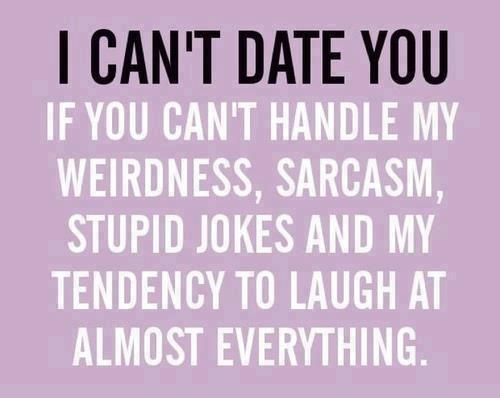stupid dating quotes